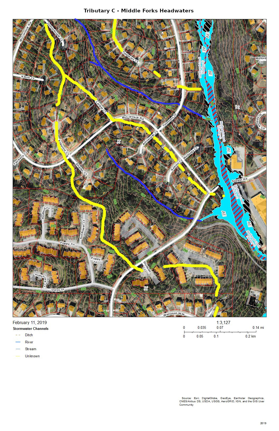 Northeast Creek Streamwatch | Volunteers Preserving the Natural and